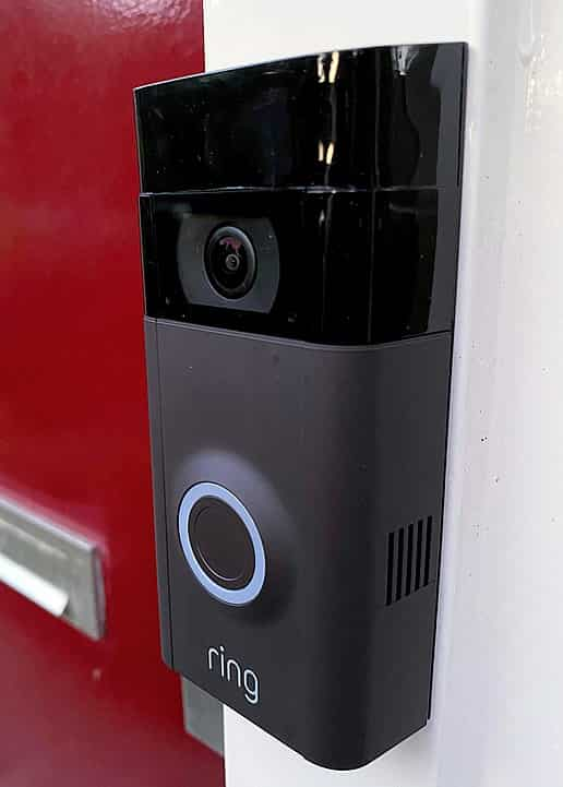 are ring cameras secure