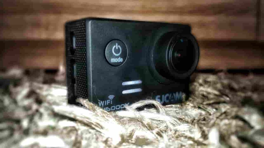 best action camera with longest battery life